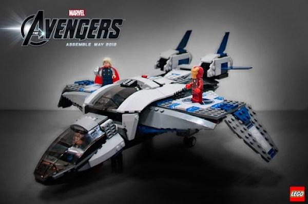 Avengers Lego 5