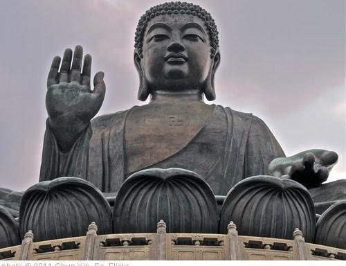 'Tian Tan Buddha at Lantau Island' photo (c) 2011, Chun Yip  So - license: https://creativecommons.org/licenses/by/2.0/