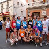 XXVIII Volta Popular a La Font de la Figuera (30-Agosto-2008)