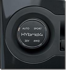 PSA_HYbrid4_Botão seletor de opção do HYbrid4_VF