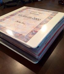Senior Year Scrapbook