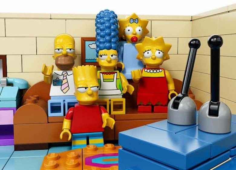 The Simpsons Minifig