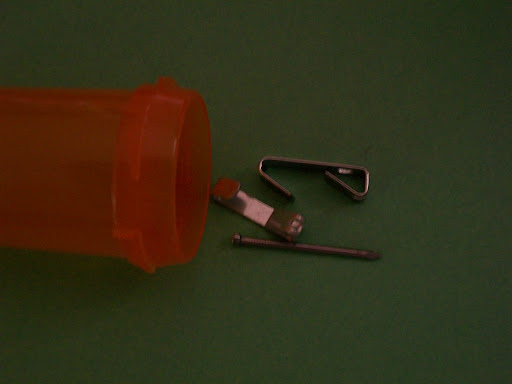 Repurpose plastic pill bottles | ecogreenlove