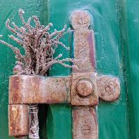 ironwork close-up