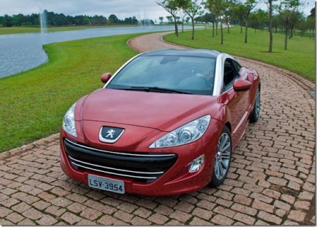 Peugeot RCZ [8][5]