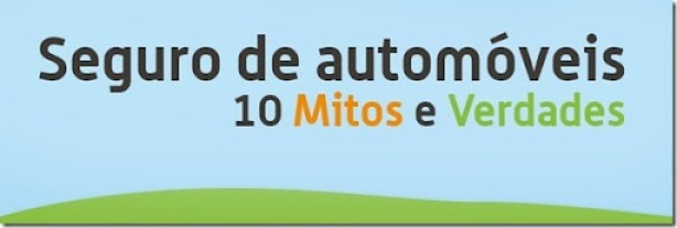 Infográfico - Mitos e verdades sobre seguro de automóvel - Copia