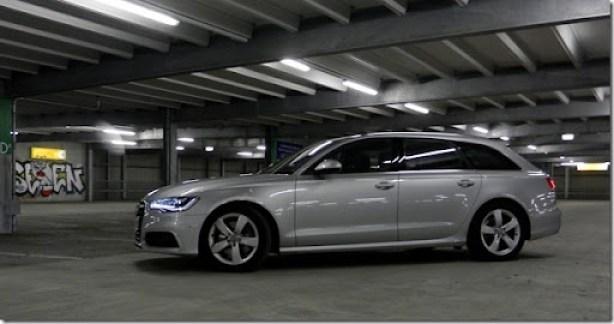 Audi A6 Avant 3.0 TDI (5)