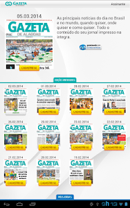 Gazeta Alagoas screenshot 3