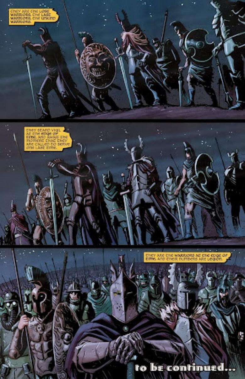 Elric - The Balance Lost #10 - página 22