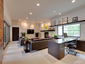Arquitectura-interior-moderna-Casa-bulevar-Caruth