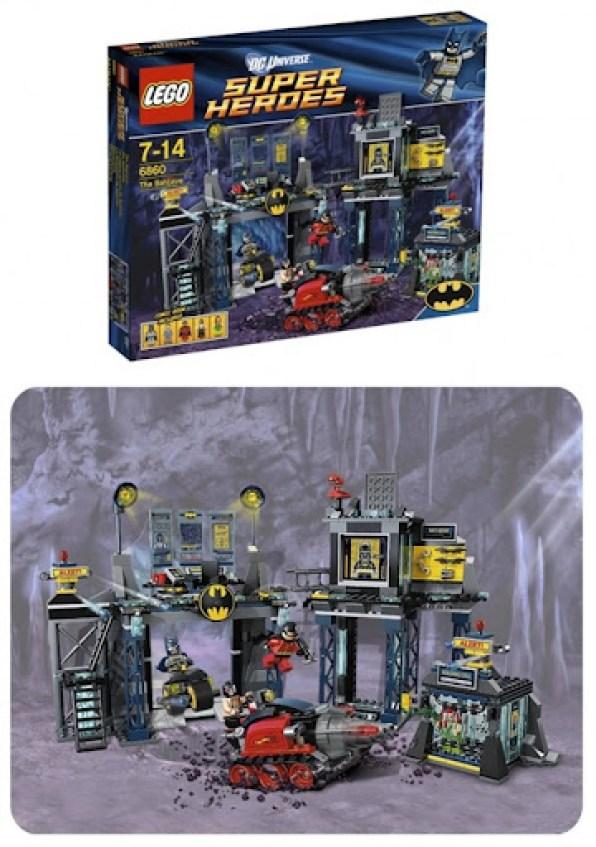 Lego Super heroes5
