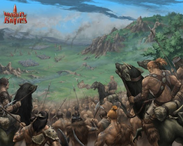 World of Battles Barbarians