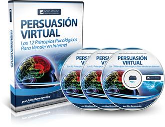 Persuasión Virtual – Alex Berezowsky [ Audio Curso ]