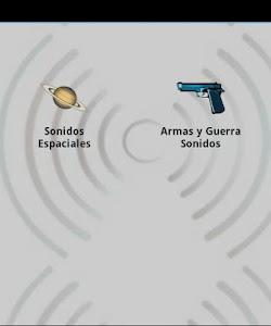 Efectos De Sonido screenshot 1