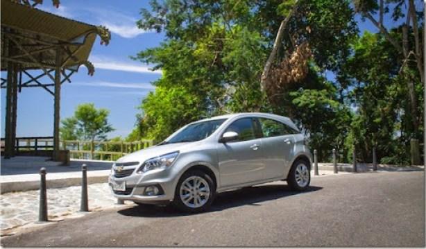 Chevrolet Agile 2014 (18)