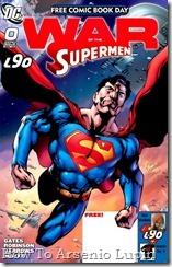 2011-08-22 - Superman - La Guerra de los Supermanes 0
