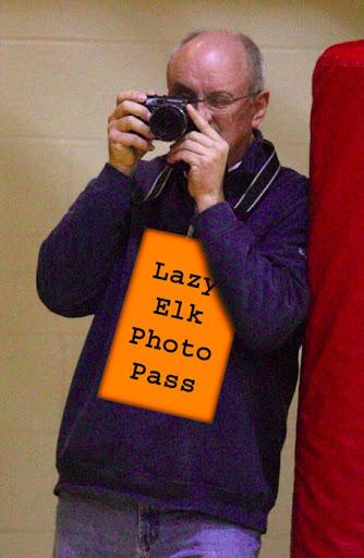 Lazy Elk Photo Pass