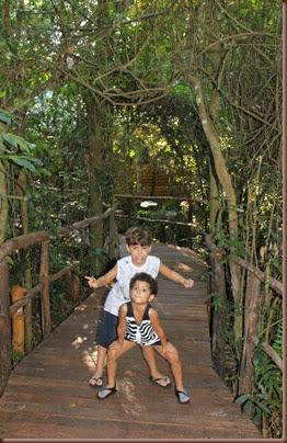 La Aldea de la Selva - Puerto Iguazu, Argentina