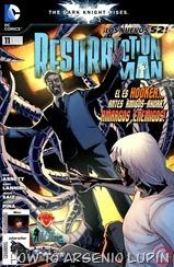 P00019 - Resurrection Man #11