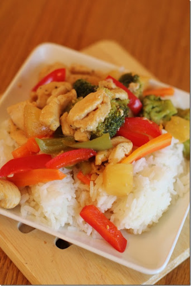 Chicken Teriyaki Stir Fry 2 - Joyful Momma's Kitchen