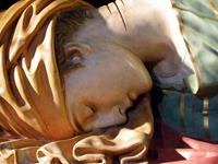 Saint Cecilia, St. Cecilia Cathedral (Albi, Tarn, France)