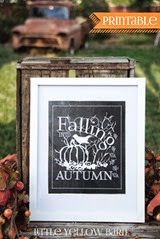 Lil Luna - Falling into Autumn