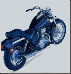 Kawasaki EN500 96  2