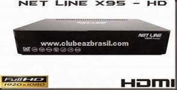 AZPLUS NET LINE X95 PREMIUM - 29.07.2014