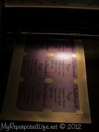 Silhouette Foil Paper (3a)