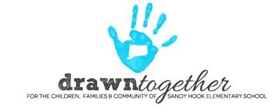 drawn together fundraiser for sandy hook