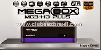 MEGABOX MG3 HD PLUS 2