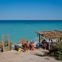 Cherhana in vama veche - best seafood in the village | Fuji X10