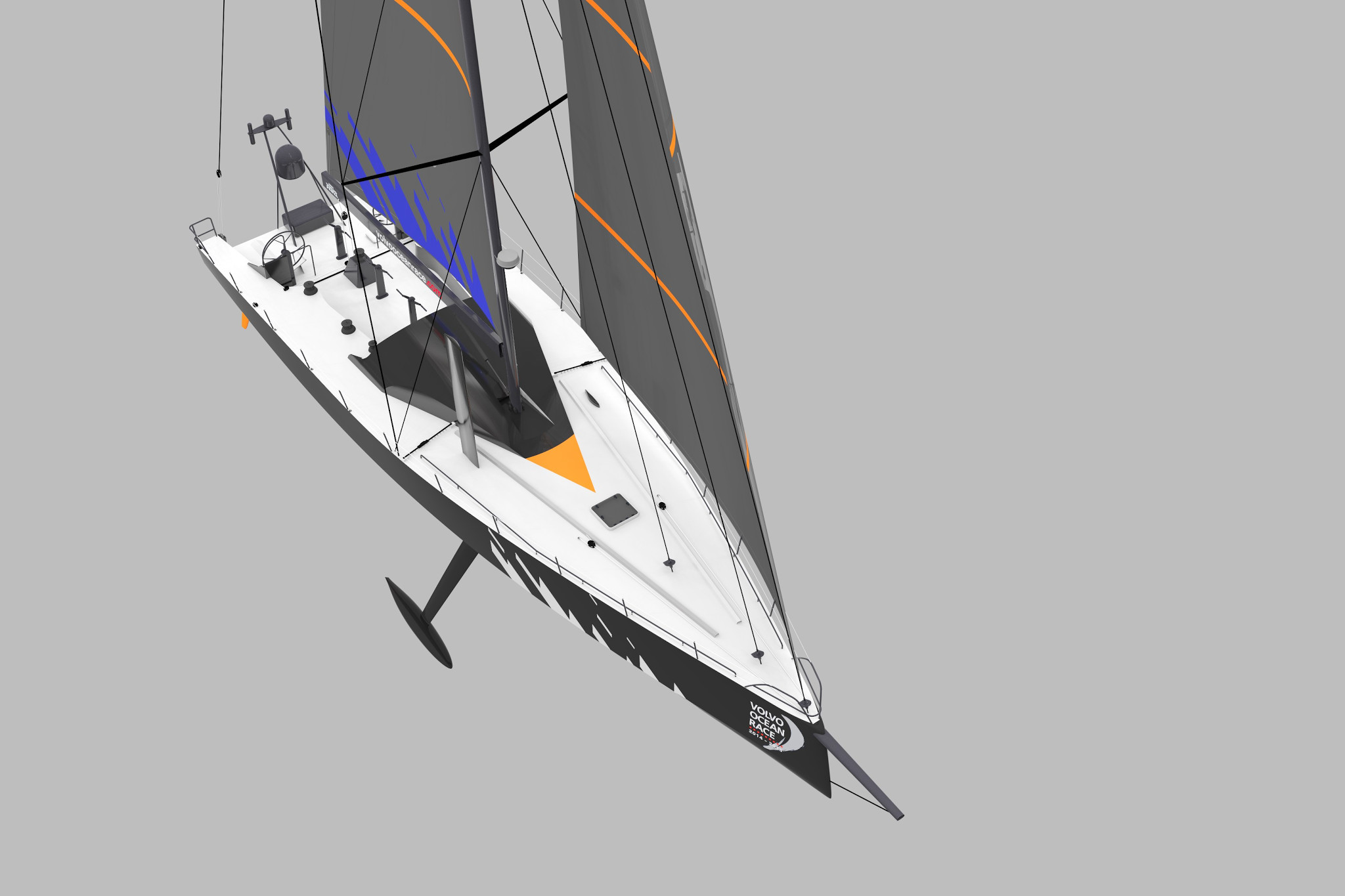 Donan Ravens Sailing Trivia The Design For The Volvo
