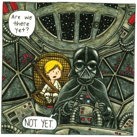 Darth Vader Good Father 5