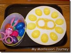 egg sort