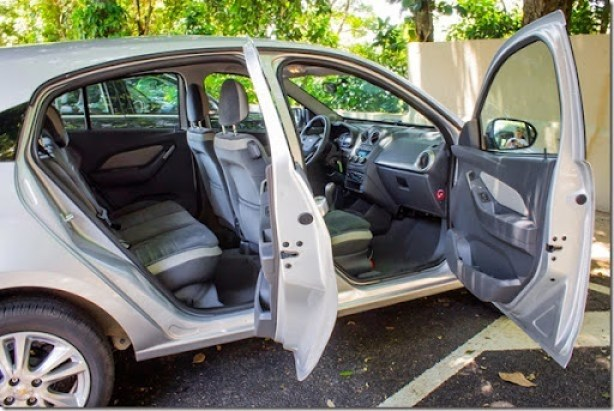 Chevrolet Agile 2014 (59)