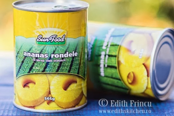 conserve ananas_Sun Food