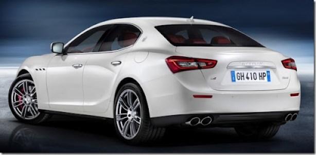 de um V6 3.0 Turbo à gasolina e um V6 3.0 Turbodiesel, tornando o Ghibli o primeiro Maserati com motor Diesel. Todos os motores estarão acoplados a uma transmissão automática de oito velocidades e tem tração traseira. A tração integral Q4 será opcional.Leia mais Maserati Ghibli é revelado - Novidades Automotivashttp://novidadesautomotivas.blogspot.com/