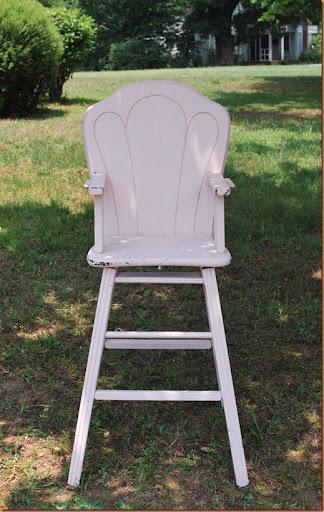 high chair 010-2