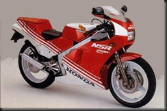 Honda NSR250R 87  2