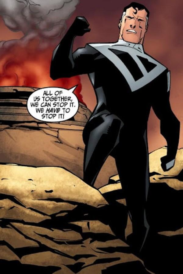 Justice League Beyond #11 - página 23