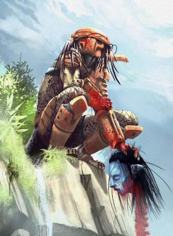 Avatar Vs Predator