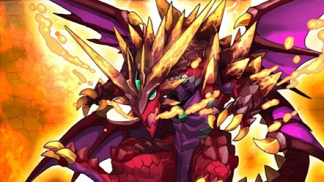 Puzzle & Dragons Z art 1