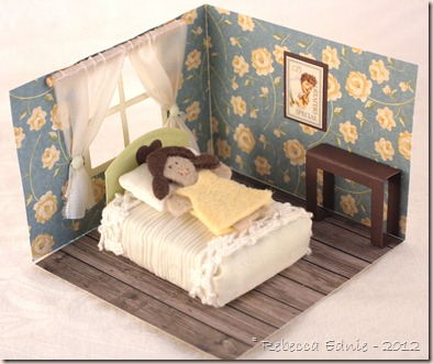 doll bedroom