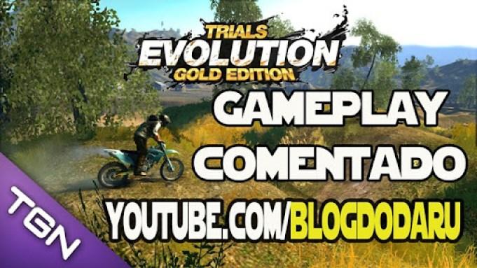 Trials Evolution Gold Edition - Gameplay - Comentado
