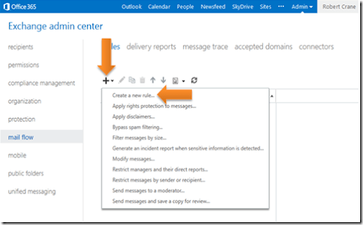 Whitelisting a domain in Office 365 – CIAOPS