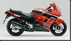 Honda CBR1000F 91
