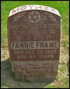 Fannie Frame-MilwaukeeWI