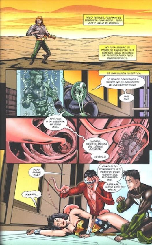 JLA - Torre de Babel #2 - página 8