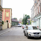 Żeromskiego Street off of Wolności.